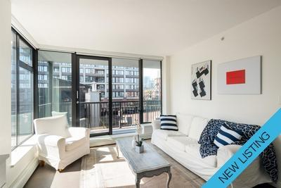 Downtown VW Condo for sale:  1 bedroom 540 sq.ft. (Listed 2018-09-03)