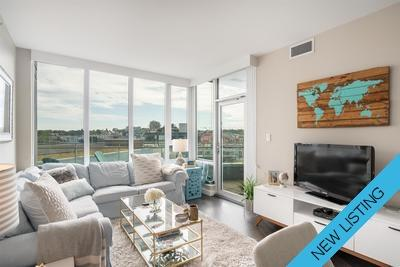 Mount Pleasant VE Condo for sale:  1 bedroom 665 sq.ft. (Listed 2018-09-03)