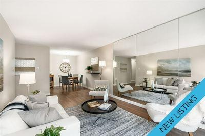 Mount Pleasant VE Condo for sale:  1 bedroom 638 sq.ft. (Listed 2018-09-04)