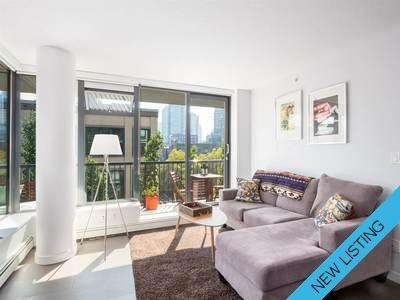 Downtown VW Condo for sale:  2 bedroom 796 sq.ft. (Listed 2018-09-10)