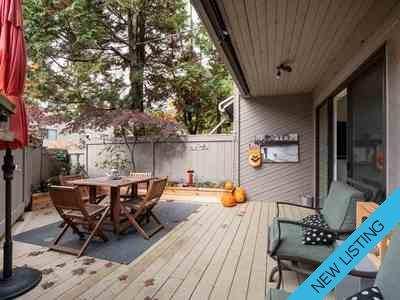 Kitsilano Condo for sale:  2 bedroom 730 sq.ft. (Listed 2019-01-21)