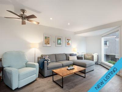 Fairview VW Townhouse for sale:  1 bedroom 805 sq.ft. (Listed 2019-02-04)