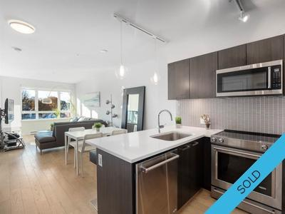 Mount Pleasant VE Condo for sale:  1 bedroom 572 sq.ft. (Listed 2019-02-05)