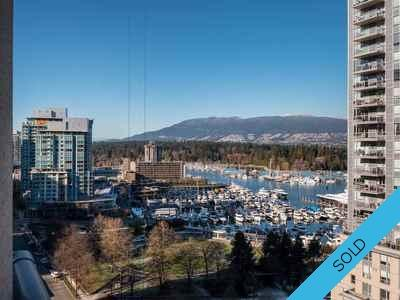 Coal Harbour Condo for sale:  2 bedroom 817 sq.ft. (Listed 2019-02-11)