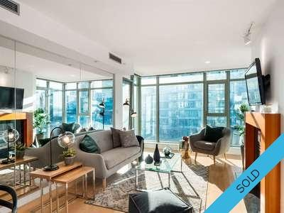 Coal Harbour Condo for sale:  2 bedroom 1,022 sq.ft. (Listed 2019-03-25)