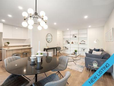Kitsilano Condo for sale:  1 bedroom 726 sq.ft. (Listed 2019-05-23)