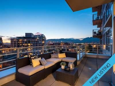 Mount Pleasant VE Condo for sale:  1 bedroom 691 sq.ft. (Listed 2019-05-28)