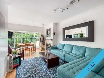 Kitsilano Condo for sale:  2 bedroom 833 sq.ft. (Listed 2019-07-03)