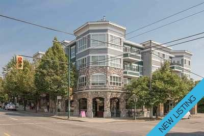 Kitsilano Condo for sale:  2 bedroom 1,007 sq.ft. (Listed 2019-10-16)