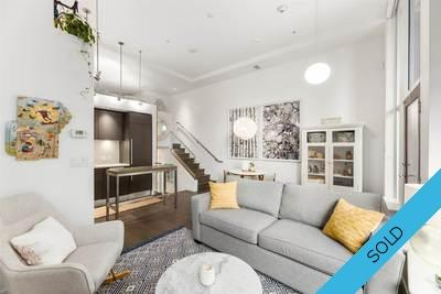 False Creek Townhouse for sale:  1 bedroom 851 sq.ft. (Listed 2019-10-22)