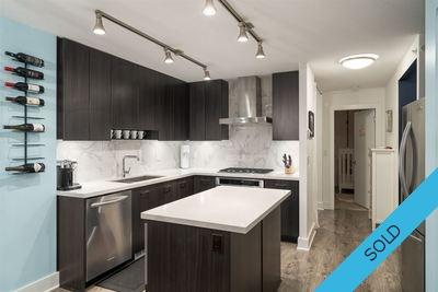 Brentwood Park Condo for sale:  2 bedroom 960 sq.ft. (Listed 2019-11-18)