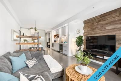 Mount Pleasant VE Condo for sale:   694 sq.ft. (Listed 2020-02-03)