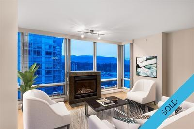 Coal Harbour Condo for sale:  2 bedroom 1,322 sq.ft. (Listed 2020-03-02)