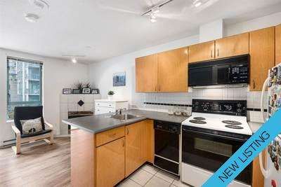Yaletown Condo for sale:  1 bedroom 431 sq.ft. (Listed 2020-03-09)