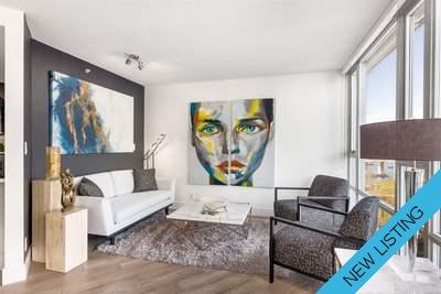 Yaletown Condo for sale:  1 bedroom 891 sq.ft. (Listed 2020-03-09)