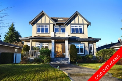 6229 Alberta St. Vancouver, BC Oakridge House for sale