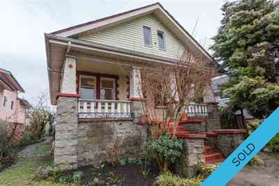Fraser VE House for sale:  2 bedroom 2,490 sq.ft. (Listed 2017-03-29)