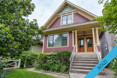 Mount Pleasant VE House for sale:  4 bedroom 2,631 sq.ft. (Listed 2017-06-02)