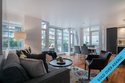 #302 1762 Davie Street, West End, Vancouver - For Sale - Fantastic 1 Bed at O2