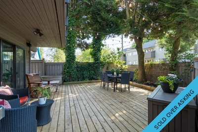 #110 1425 Cypress Street, Vancouver BC - For Sale - Cypress West - Kits Point