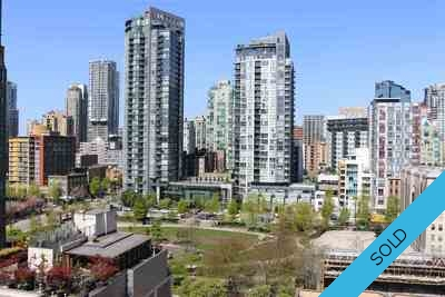 Yaletown Condo for sale:  1 bedroom 623 sq.ft. (Listed 2018-07-14)