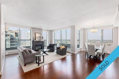 Brentwood Park Apartment/Condo for sale:  3 bedroom 1,671 sq.ft. (Listed 2020-10-08)