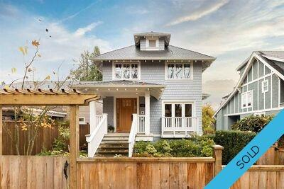 Kitsilano 1/2 Duplex for sale:  3 bedroom 1,760 sq.ft. (Listed 2020-11-16)